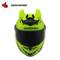 NENKI Flip Up Motorcycle Helmet Open Face Moto Helmet Capacetes De Motociclista Novelty Casque Moto Full