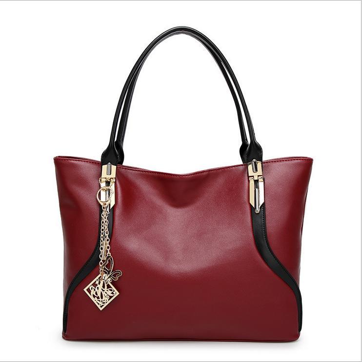 bolsa de couro bolsa de Formato : Casual Tote