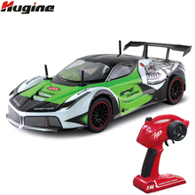 RC Car High Speed Racing Drift Monster Truck Pickup GTR GT 2 4G Remote Control Vehicle