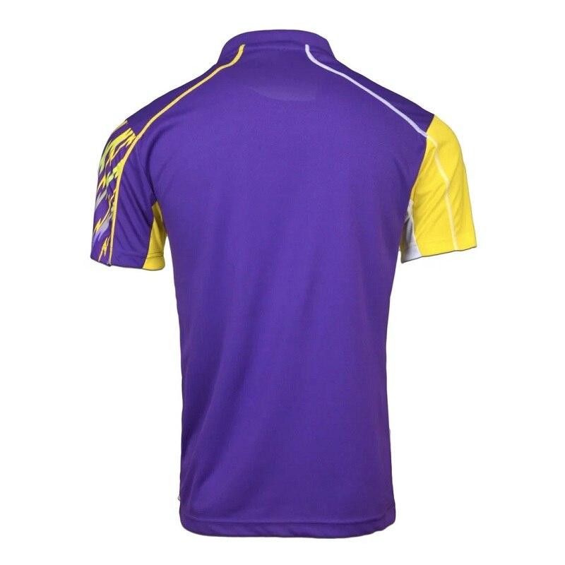 890fbeb732 Aliexpress.com  Comprar 2017 diseño de marca hombres deportes de manga  corta correr camisetas Dry Fit camiseta hombres Fitness camisetas y Tops  Delgado fit ...