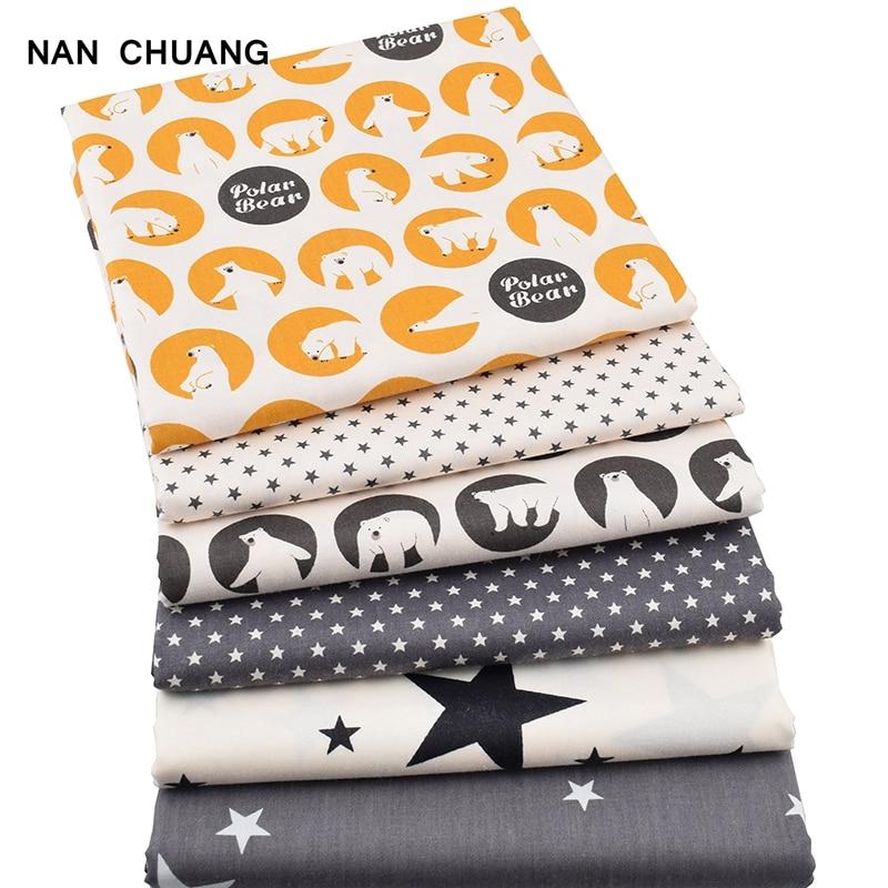 Нан Цхуанг 6Пцс / Лот Цртани медвјед - Уметност, занатство и шивање - Фотографија 6