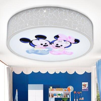 Nouveaux enfants chambre éclairage plafonnier lumières enfants pour enfants chambre salon luminaria led moderne plafonniers pour la maison