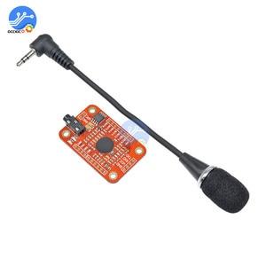 Image 4 - 1 סט זיהוי קול מודול V3 מהירות זיהוי תואם עם ארד עבור Arduino תמיכה 80 סוגים של קול קול לוח
