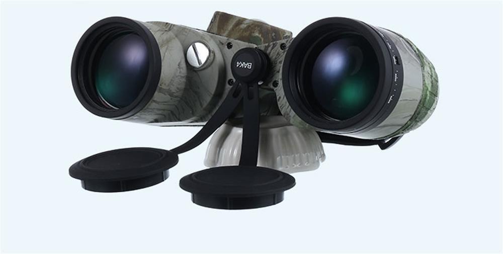 SCOKC Hd Lll10X50 Binokular teleskop profesional berkualiti tinggi - Berkhemah dan mendaki - Foto 4