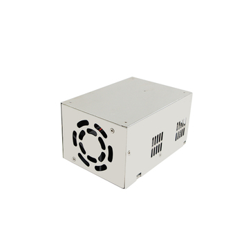 500W 48vdc 10a única saída 85-264vac elétrica led indicador sobre a temperatura SP-500-48 FONTE de ALIMENTAÇÃO com pfc