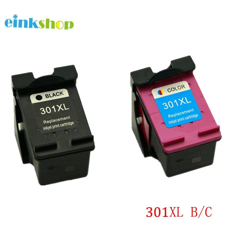 einkshop 301XL hp 301 XL Deskjet 1000 1050 1510 2000 2050 2050a 2510 - Ofis elektronikası - Fotoqrafiya 2