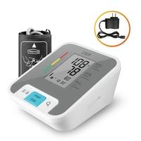 Cigii Home Health Care Pulse Measurement Tool Portable LCD Digital Upper Arm Blood Pressure Monitor 1