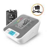 Cigii Home Health Care Pulse Measurement Tool Portable LCD Digital Upper Arm Blood Pressure Monitor 1