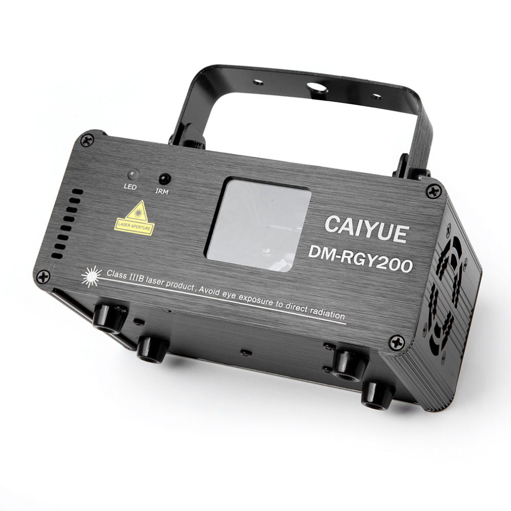 LED עם אפקט Dj 6