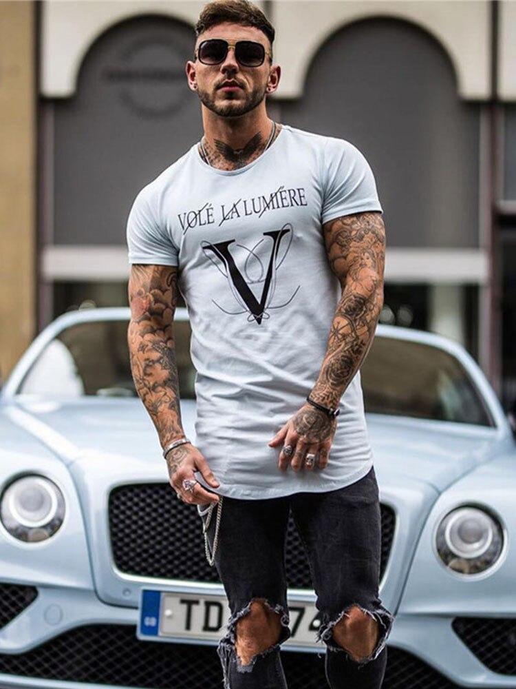 E-baihui Marke Sommer Stil T Shirt Männer Baumwolle Kleidung T-shirts Casual T Shirts Mann Tops Tees Swag T-shirts T003 Herrenbekleidung & Zubehör Oberteile Und T-shirts