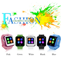 Горячая Монитор Сердечного ритма C88 Bluetooth Смарт-Часы для детей мальчик в девочке Android Телефон поддержка SIM/TF Наручные Часы