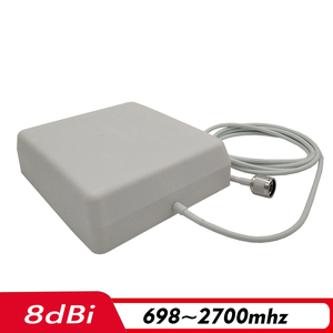 Image 4 - 2G 3G 4G tri band wzmacniacz sygnału CDMA 850 + DCS/LTE 1800 + WCDMA/UMTS 2100 wzmacniacz sygnału telefonii komórkowej wzmacniacz komórkowy antena zestaw