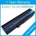 New 5200mah laptop battery for acer EasyNote NJ31 NJ32 NJ65 NJ66 AS09C31 AS09C71 AS09C75 GRAPE32 TM00741 Z06