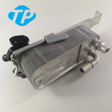 NEW TRANSMISSION OIL COOLER With BASE 17217593856 FOR BMW X3 X4 2.0L 3.0L 11 16 17217593856 ,7593856,17 21 7 593 856