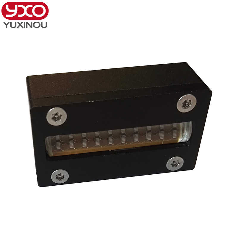 1 pcs 80 w led modul 395nm uv printer kepala untuk epson kepala dx5 printer layar mesin cetak, uv flatbed printer, uv lem curing