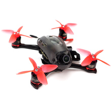 цена на Emax Babyhawk Race FPV Drone RC Plane PNP 112mm F3 5.8g Magnum With RS1106 Brushless Motor And 2inch Propeller