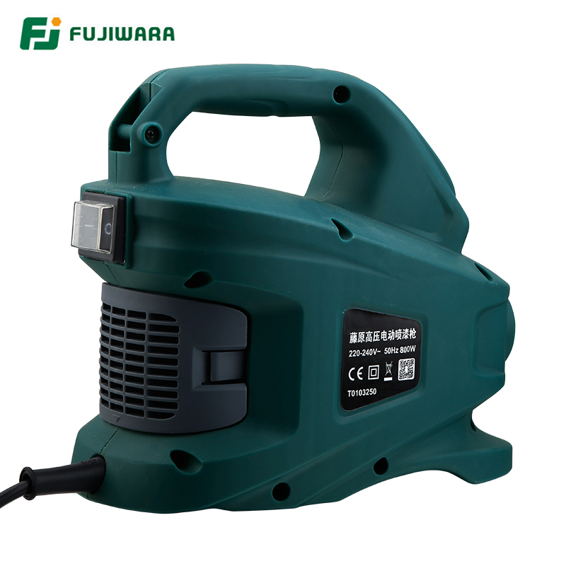 FUJIWARA 800W elektrinis purškimo pistoletas latekso dažų - Elektriniai įrankiai - Nuotrauka 5