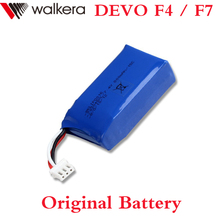 Original Walkera Battery For DEVO F7 / DEVO F4 7.4V 800mAh 15C Lipo Battery