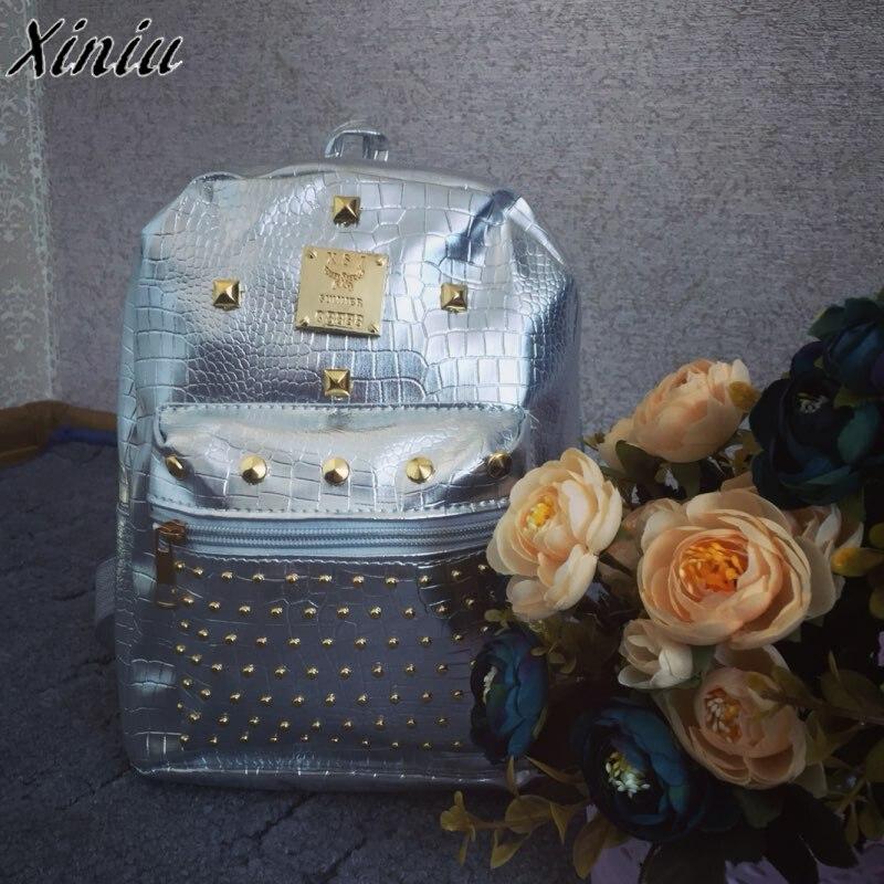 sólida bolsa de viagem rebite Modelo Número : Backpack