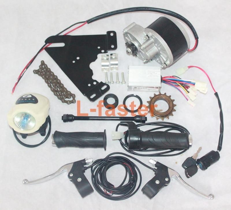Electric Bike Motor Kit Price: 24V 250W ELECTRIC BIKE CONVERSION KIT WHOLESALE PRICE E