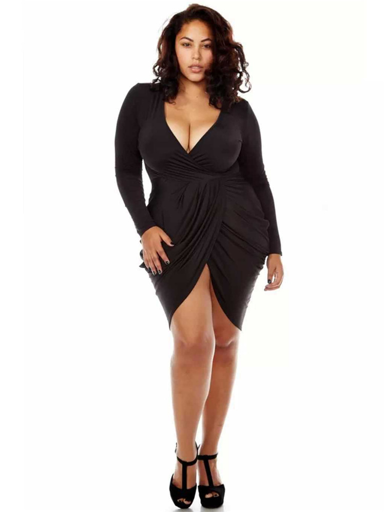 hot plus size dresses - Sizing