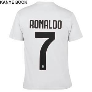 80cab620e466f5 KANYE BOOK 2018 T-Shirt 100% Cotton T shirts Men Jerseys