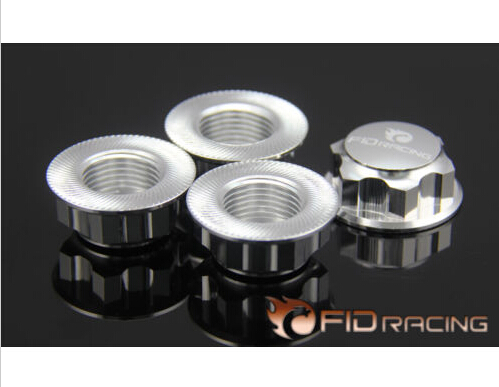 FID Racing 2015 Radmutter Wheel Nuts ROT Tuning Losi 5ive-t 5t fid rear axle c block for losi 5ive t mini wrc