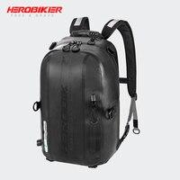 Herobiker Motorcycle Bag Waterproof Motorcycle Backpack Motorcycle Helmet Backpack Luggage Moto Tank Bag Motorbike Racing Bag