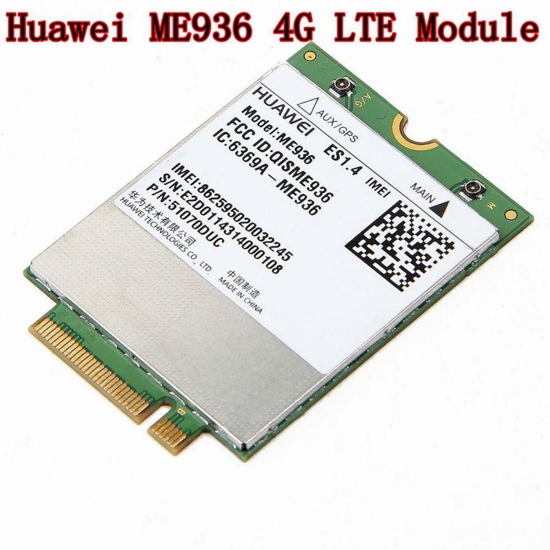 4G modle Huawei ME936 4G LTE Module NGFF  ME 936 WWLA huawei VS EM906E