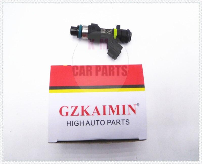 100% TESTED set 4pcs new fuel nozzle for nissan NV Sentra 2.0L Cube Versa 1.8L fuel injector 16600-EN200 16600EN200 FBY2850