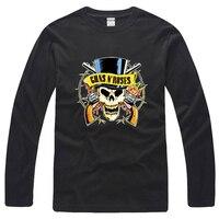 Guns N Roses Guitarist Slash Rock Long Sleeve T Shirt Men Women 100 Cotton High Quality