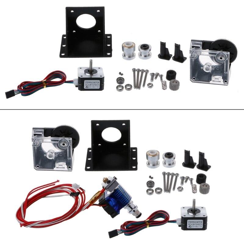 Titan Extruder Full Kit with NEMA 17 Stepper Motor for 3D Printer E3D 1.75/3.0 AP16