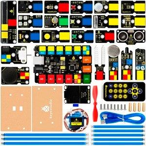 Image 3 - Keyestudio سهلة التوصيل في نهاية المطاف كاتب طقم التعلم لاردوينو الجذعية ايدو/متوافق مع كتلة Mixly