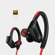 Xedain Waterdichte Draadloze Hoofdtelefoon Stereo Bluetooth Hoofdtelefoon In Ear Bluetooth Oortelefoon MP3 Speler Met Micphone Voor Iphonex