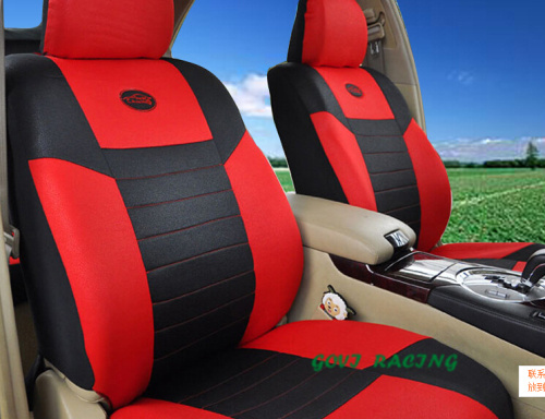 9pcs lot hot universal car seat cover protector red auto interior accessories capa banco carro. Black Bedroom Furniture Sets. Home Design Ideas