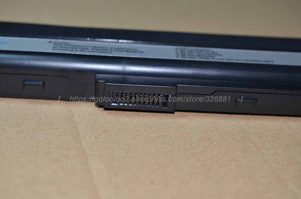 Baterias de Laptop a52f a52jb a52jk a52jr k42 Tensão DA Bateria : 10.8v/11.1v