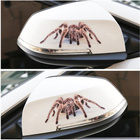 3D car sticker spide...