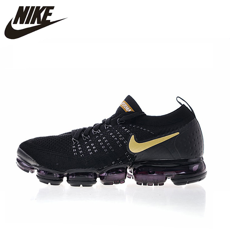 new arrivals 56652 69e8e NIKE AIR VAPORMAX FLYKNIT 2 Mens and Women Running Shoes Sneakers 942842-009  Sport Outdoor
