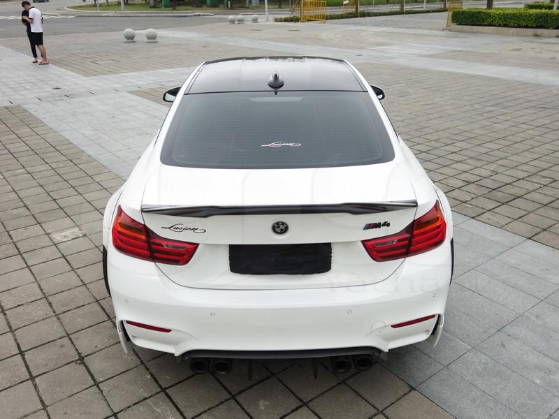 2014-2016 BMW F82 M4 LB Performance Style Body Kit CF (53)