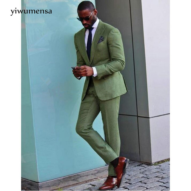 yiwumensa 2017 Best Selling Light Green Mens Dinner Party Prom Suits ...