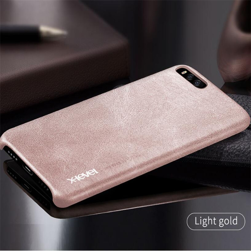 X-Level Shell Xiaomi Mi6 Phone-Case Back-Cover Note Slim-Protection 6-Plus For 5 5s 5C