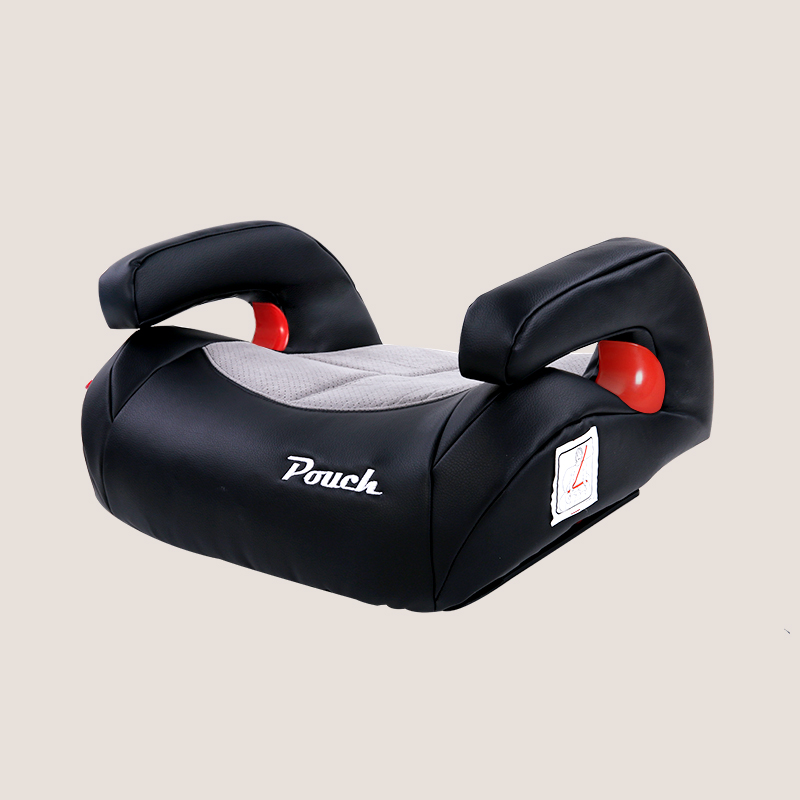 Pouch Portable Child Safety Seat Increased Pad Car Baby Cushion 3-4-12 Years Old Car Universal