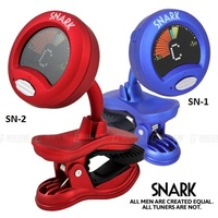Snark Clip On Chromatic Fast Tuner For Guitar Bass Violin Ukulele Cello Piano 12 Models Available