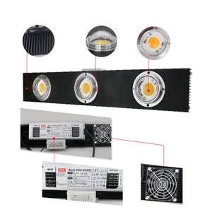 Image 5 - CREE CXB3590 300W COB LED Grow Light Full Spectrum LED Lamp 3500K =HPS 600W Growing Lamp Indoor Plant Growth Panel Lighting