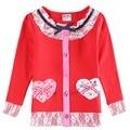 2015 nova Новый дизайн Моды зимние куртки nova детской одежды девушка зимнее пальто теплый хорошее качество Детской одежды nova дети пальто