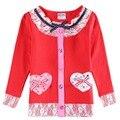 2015 nova novo design de moda casacos de inverno nova crianças usam menina casaco de inverno quente de boa qualidade crianças roupas nova crianças casacos