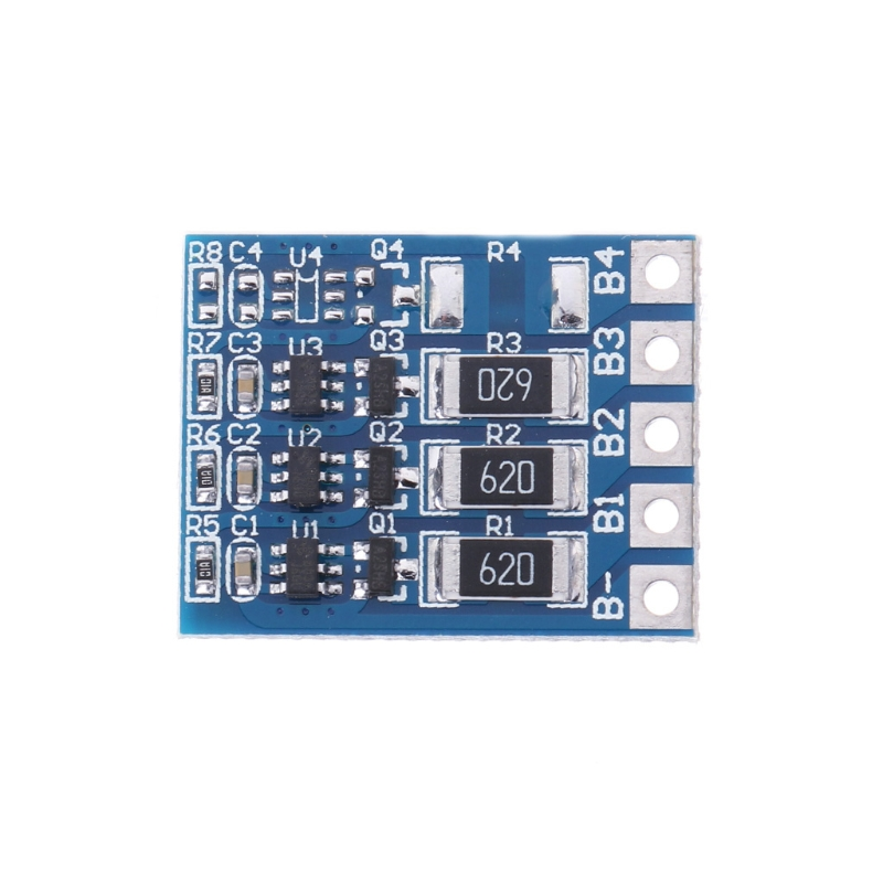 3S 4.2v li-ion lipo balancer board balncing board full charge battery balance board #4XF ...