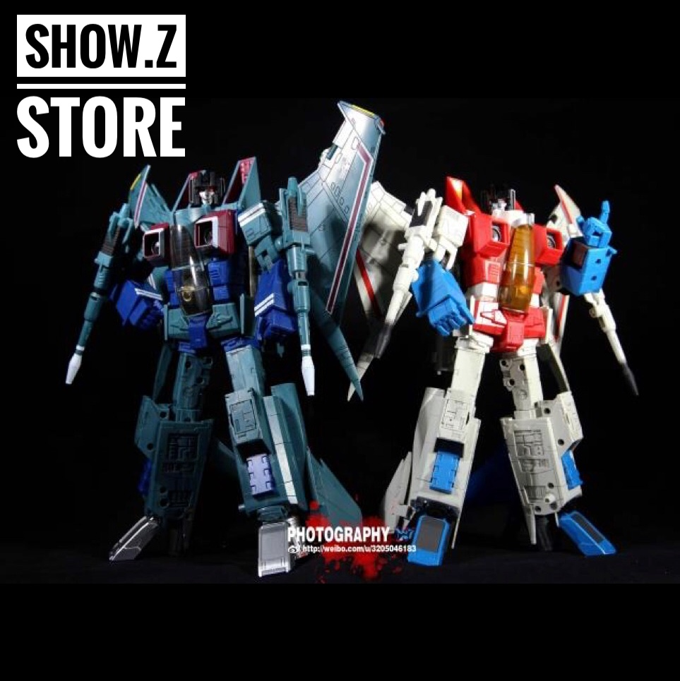 [Show.Z Store] Robot Hero RH CG-01 MP11 SS & CG-02 MP03 SS Green Set of 2 w/ Upgrade Kits Transformation Action Figure цена 2017