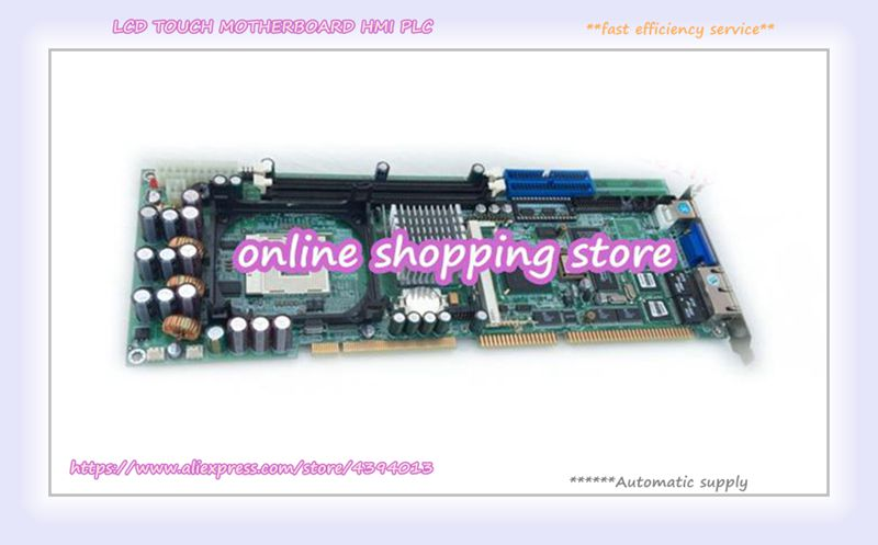 IPC Motherboard AW-F701 REV.A1 Dual Ethernet Condition NewIPC Motherboard AW-F701 REV.A1 Dual Ethernet Condition New