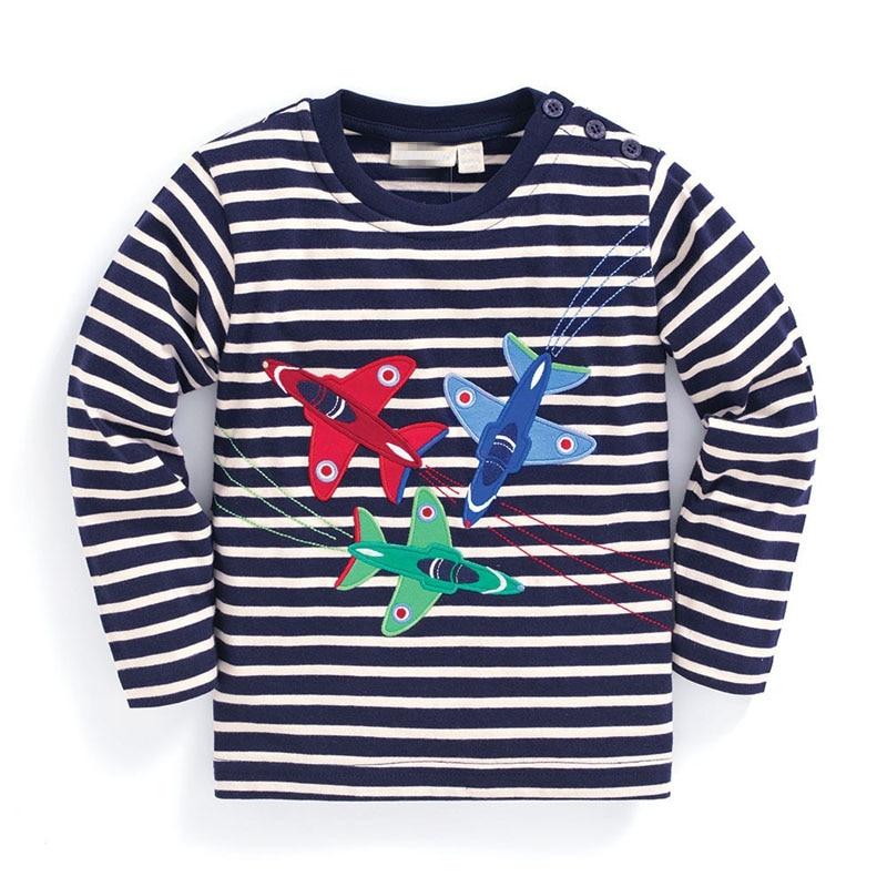 Jumpingbaby 2019 Dječja odjeća Dječaci Majica Camiseta Djeca - Dječja odjeća